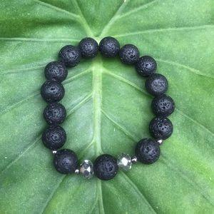 Jewelry - Lava Stone Bracelet